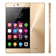 Nubia Z9 MAX Elite Fingerprint Metal Body 5.5″ Mobile Phone 3GB RAM 64GB ROM Snapdragon 810 Octa Core FDD-LTE 16.0MP Android 5.1