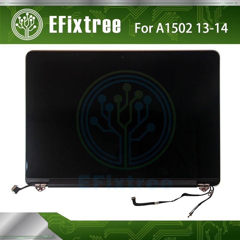 Véritable 2013 2014 an testé A1502 LCD pour Apple Macbook Retina 13 A1502 LCD écran affichage LED assemblage complet EMC 2678 EMC 2875