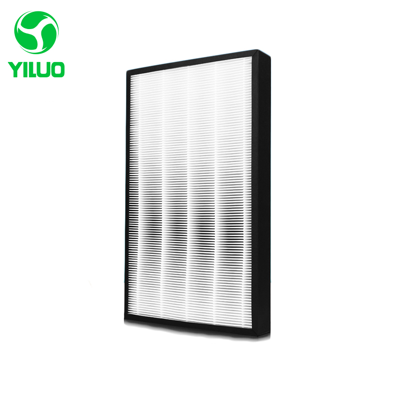 435*260*50mm high efficiency hepa filter cleaner parts activated carbon filter composite air purifier parts for F-VXG70C-N etc adaptation for panasonic f vxg70c air purifier dust hepa filter f zxgp70c air purifier parts