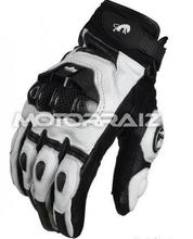 Hot sale Newest  afs6 motorcycle gloves racing cycling glove leather two color