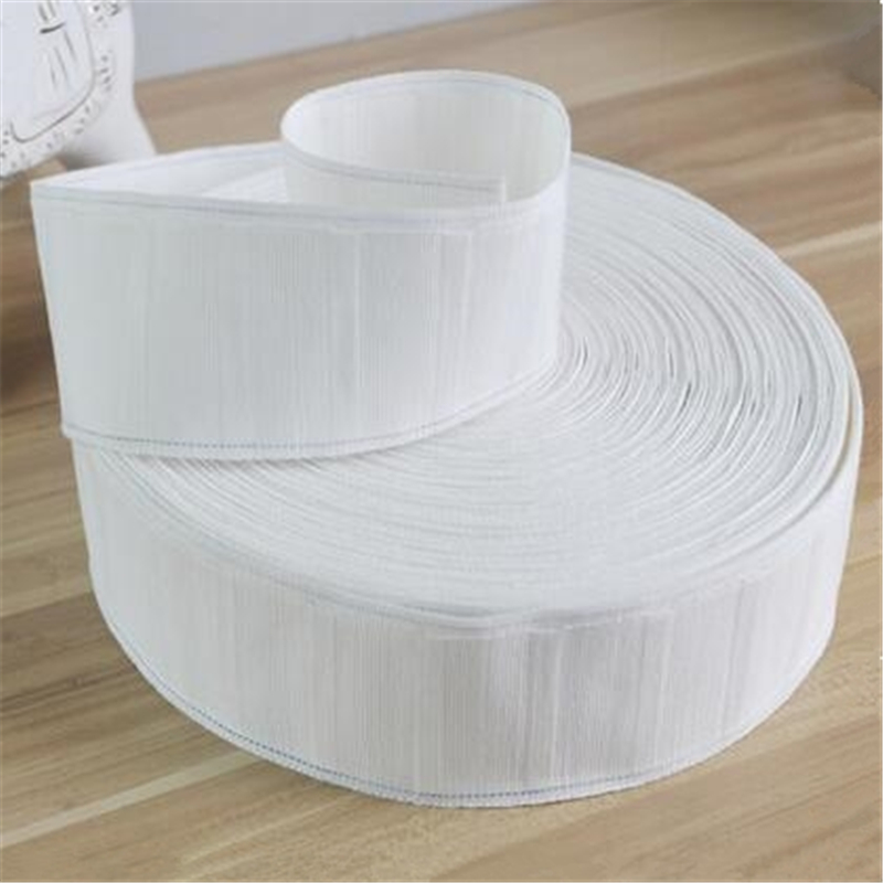 Curtain hook cloth tape curtain gordijnen accessories white cloth ...