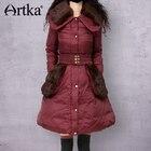 ARTKA Down Coat Wome...