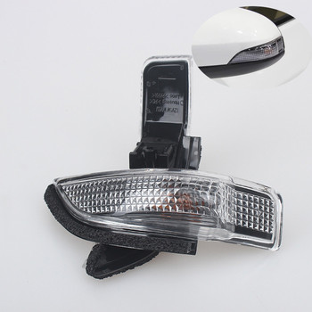 LED Rear View Mirror Turn Signal Light For Toyota Camry Avalon Corolla RAV4 Amber Rearview Mirror Indicator Turn Signal Lamp car rearview mirror turn signal lights led lamp for toyota wish prius mark x crown auto exterior warning lights turning signal