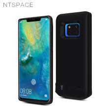 NTSPACE 6000mAh External Battery Charger Cover For Huawei Mate 20 Pro Case Portable Power Bank Fast Cases