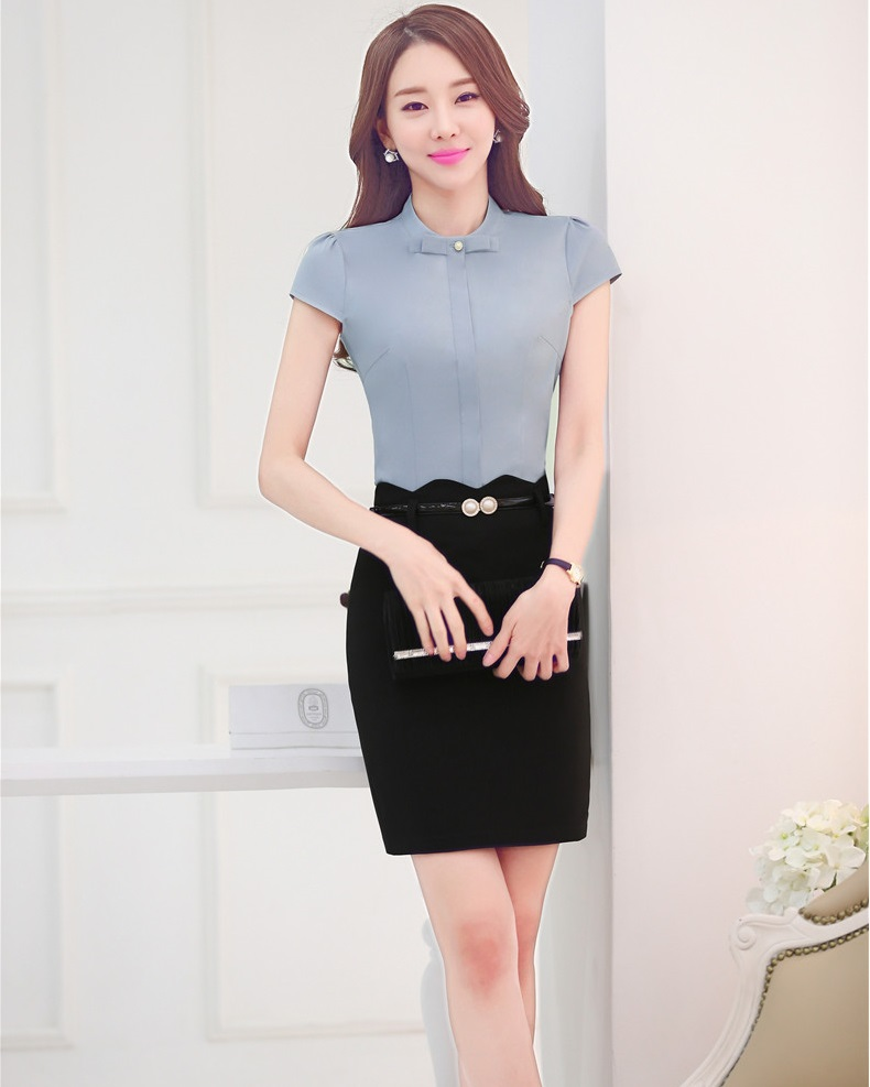Formal Blouse And Skirt - Dress Ala