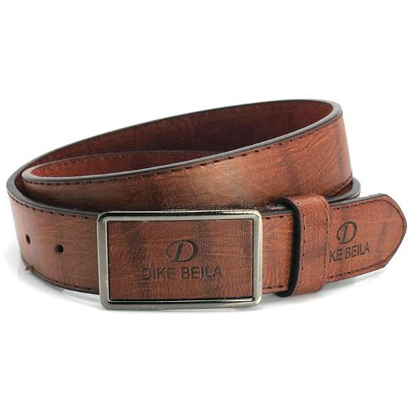 Fashion Men's Leather Belts Brand Designer Waist Straps Male Pin Buckle Vintage PU Belt 100-150 Cm Long Waist Top Quality