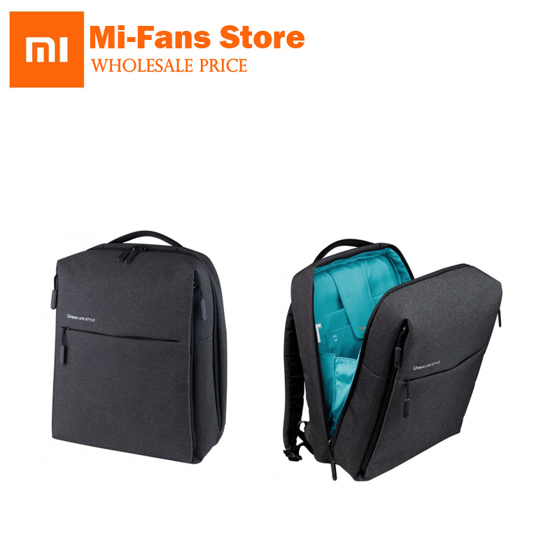 Original Xiaomi Women Men Backpacks School Backpack Large Capacity Student Bag Men Women Travel School Office