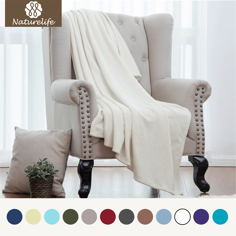 New Soft Warm shu velvet Solid Color Winter blanket Coral Fleece Fabric For Sale On Bed Sofa Plane For Home Travel Cobertor