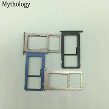 цена на For Blackview P2 & P2 Lite Sim Card Holder Tray Slot 5.5inch Mobile Phone Adapter Mythology