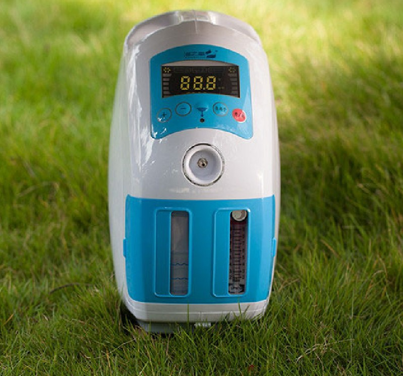 9L large Flow high density home use portable oxygen concentrator generator can be used by two people at the same time atomizing 9l large flow home use mini medical portable oxygen concentrator generator with atomizing function xy 1sm