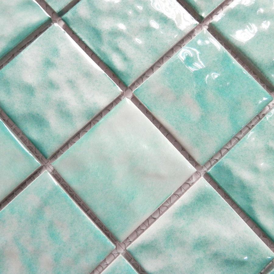 wave pattern ceramic mosaic tile kitchen backsplash tile bathroom ...