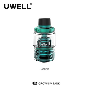 Image 4 - Бак UWELL Crown IV Crown 4 с двойной катушкой SS904L и технологией самоочистки, атомайзер 2 мл/6 мл, испаритель для электронной сигареты