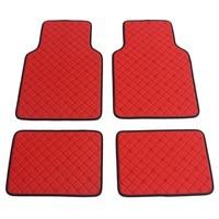 Custom Universal Right hand drive/Left hand drive Car Floor Mats For Audi 2018 Car Styling new arrival Car floor Mats carpets