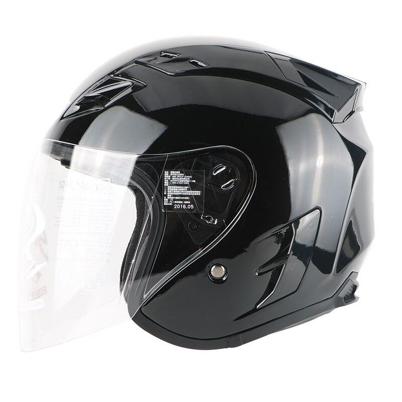 Motorcycle Bike open face helmet cascos capacete  brand helmet motocross electric bicycle helmets 3/4 fashion helmet woman kids universal bike bicycle motorcycle helmet mount accessories