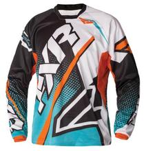 2019 long-sleeved shirt suitable for men and women mountain tops Jerseys cycling off-road riding clothing