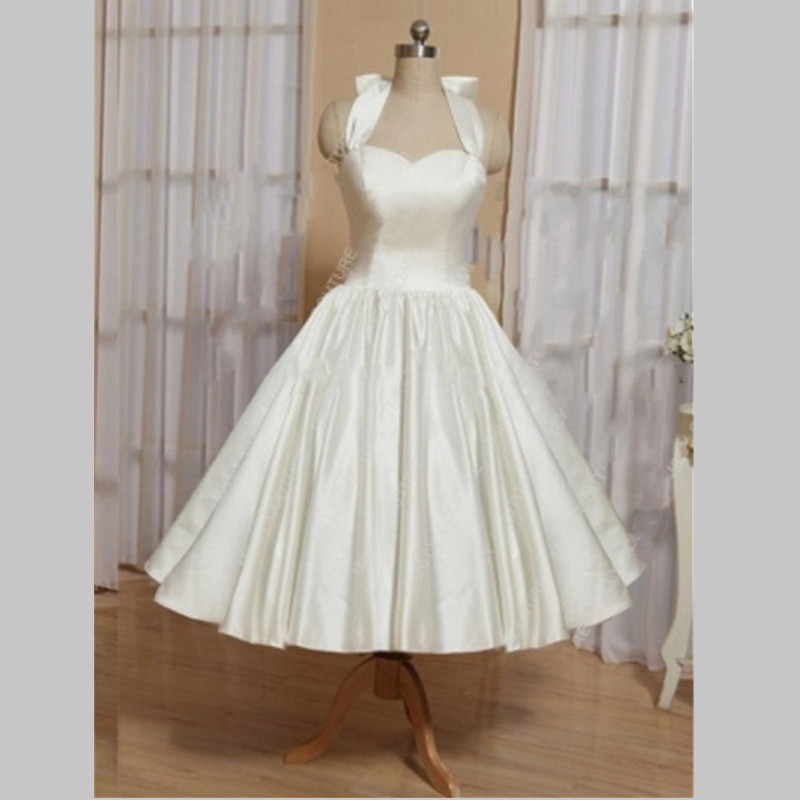 Halter Style Wedding Gowns: Summer Style Halter Bridal Dresses 2015 Hot Sale Vestido