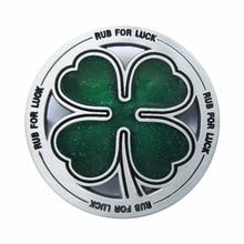 New Vintage Irish Lucky Four Leaf Clover Belt Buckle Gurtelschnalle Boucle de ceinture BUCKLE-T060US цена 2017