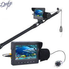 Daifgs Underwater Fishing Camera Kit 1000TVL 4.3 inch 15m/30m Fish Finder Camera with Professional Video Camera Infrared Lamp