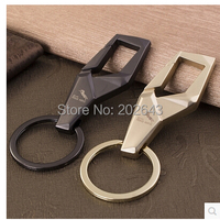 KR0003 Car Key Rings With Metal Grey Black Auto Key Chains Cat Holder Rings Automotive