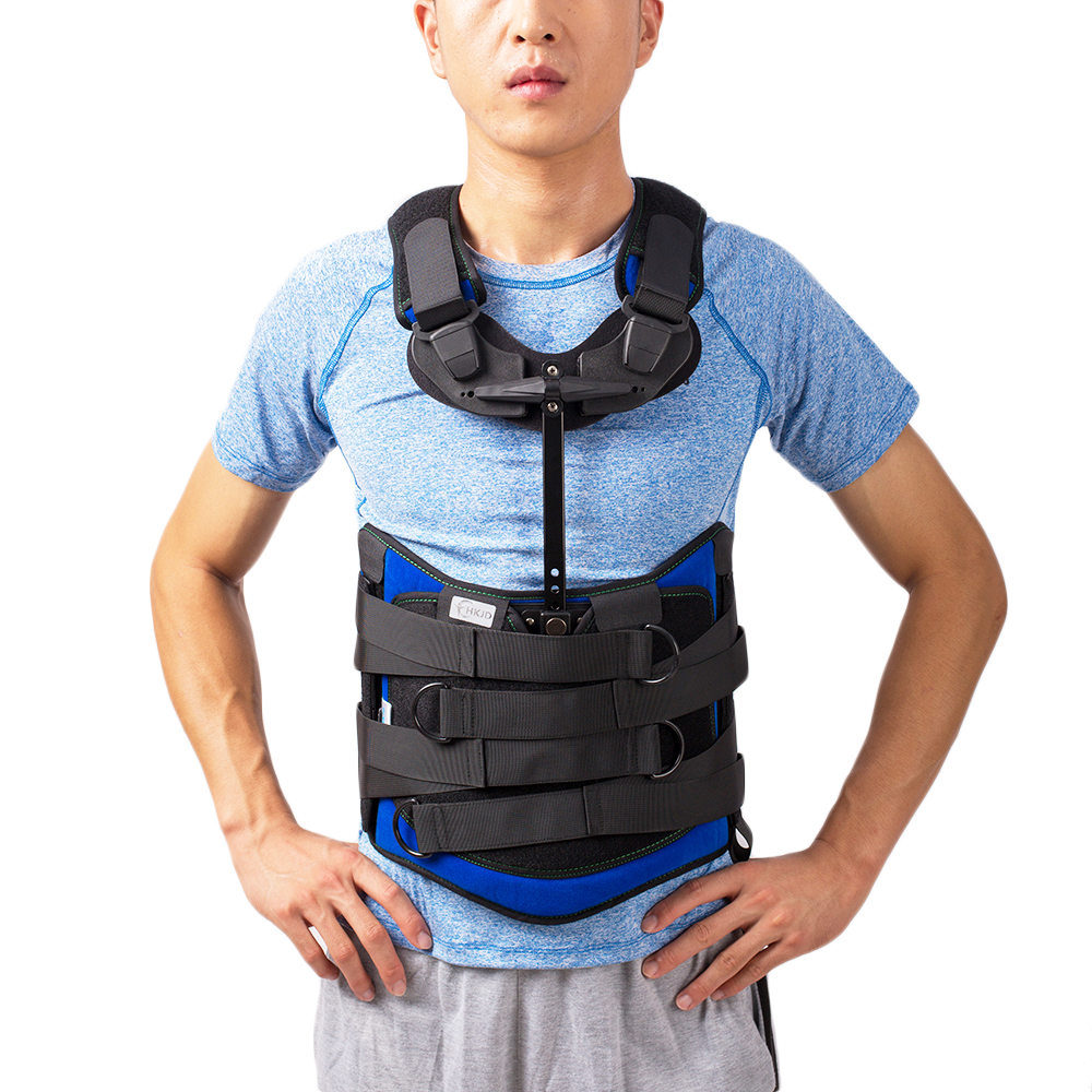 Thoracolumbar Orthosis II Spine Lumbar Support Brace for Thoracic Back Pain and Fixation of Pre and Post Surgeries elbow and wrist stabilizing brace fixation support brace for injury or hurt