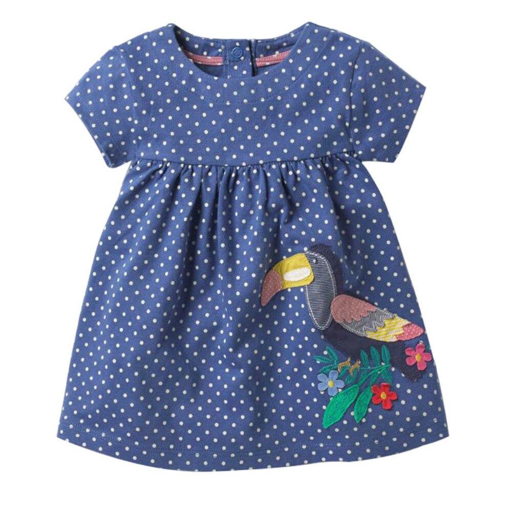 Meisjes Zomer Babykleding Merk Kinderkleding Print Kinderkleding - Kinderkleding - Foto 5