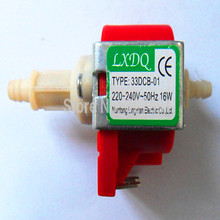 Low-power self-priming magnetic pump smoke machine model 33DCB-01 voltage 220-240V-50Hz power 16W