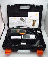 testo 0563 3110 - Residential combustion analyzer kit with printer