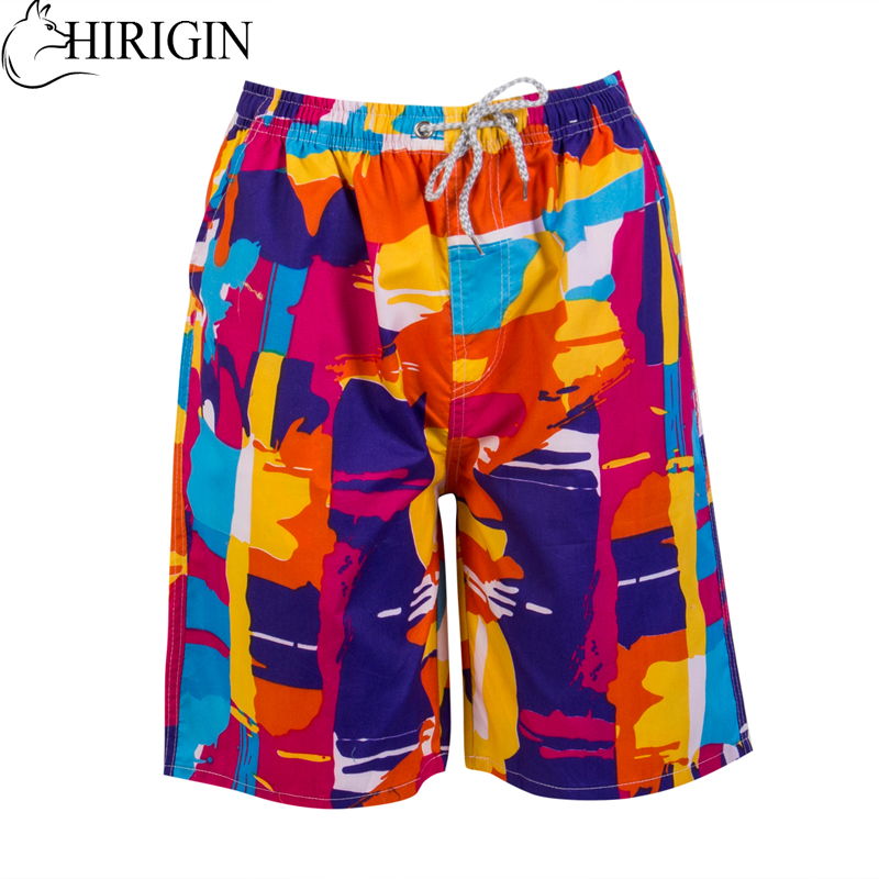 Men Boardshorts Board Shorts Swimwear Sports Casual Beach Short Pants Trunks