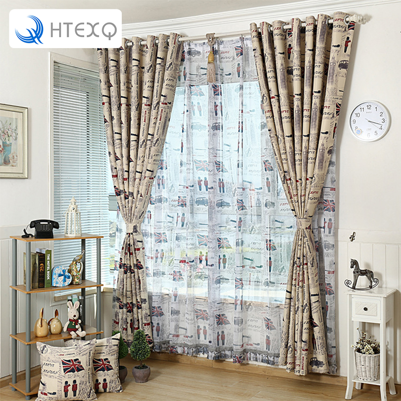 insulated company interior owl thermal decorating polyester printed meaning pattern home curtains blackout curtain