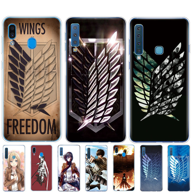 Attack on Titan Case Cover For Samsung Galaxy A Series
