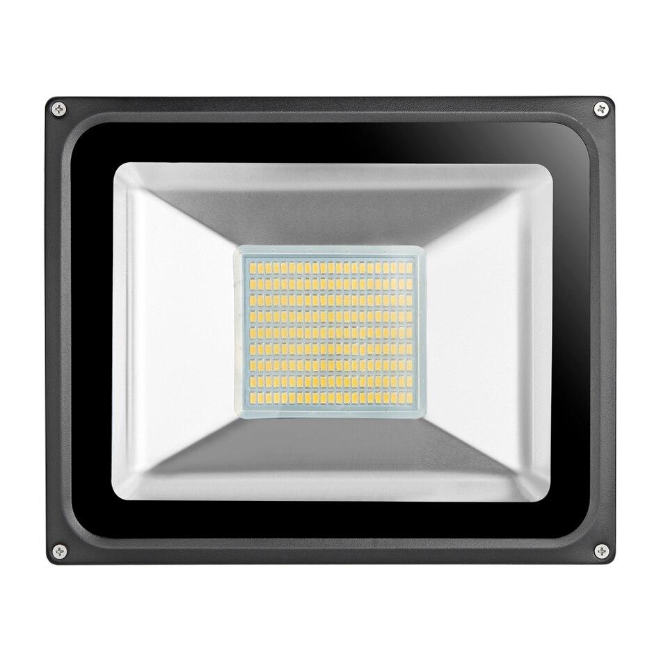 10pcs Φως υπαίθρια φώτα πλημμύρας 100W 220V - Εξωτερικός φωτισμός - Φωτογραφία 3