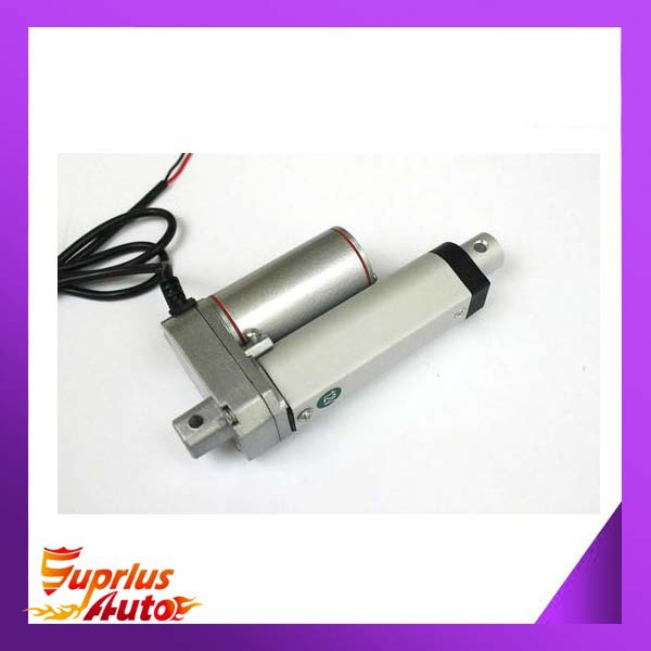 2inch/ 50mm Stroke, 12Volt or 24Volt Max 350N (20mm/s) or 100N (40mm/s) Load Linear Actuator To RUSSIA