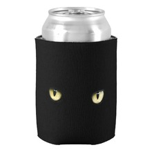 Black Cat Eyes Can / Bottle Cooler