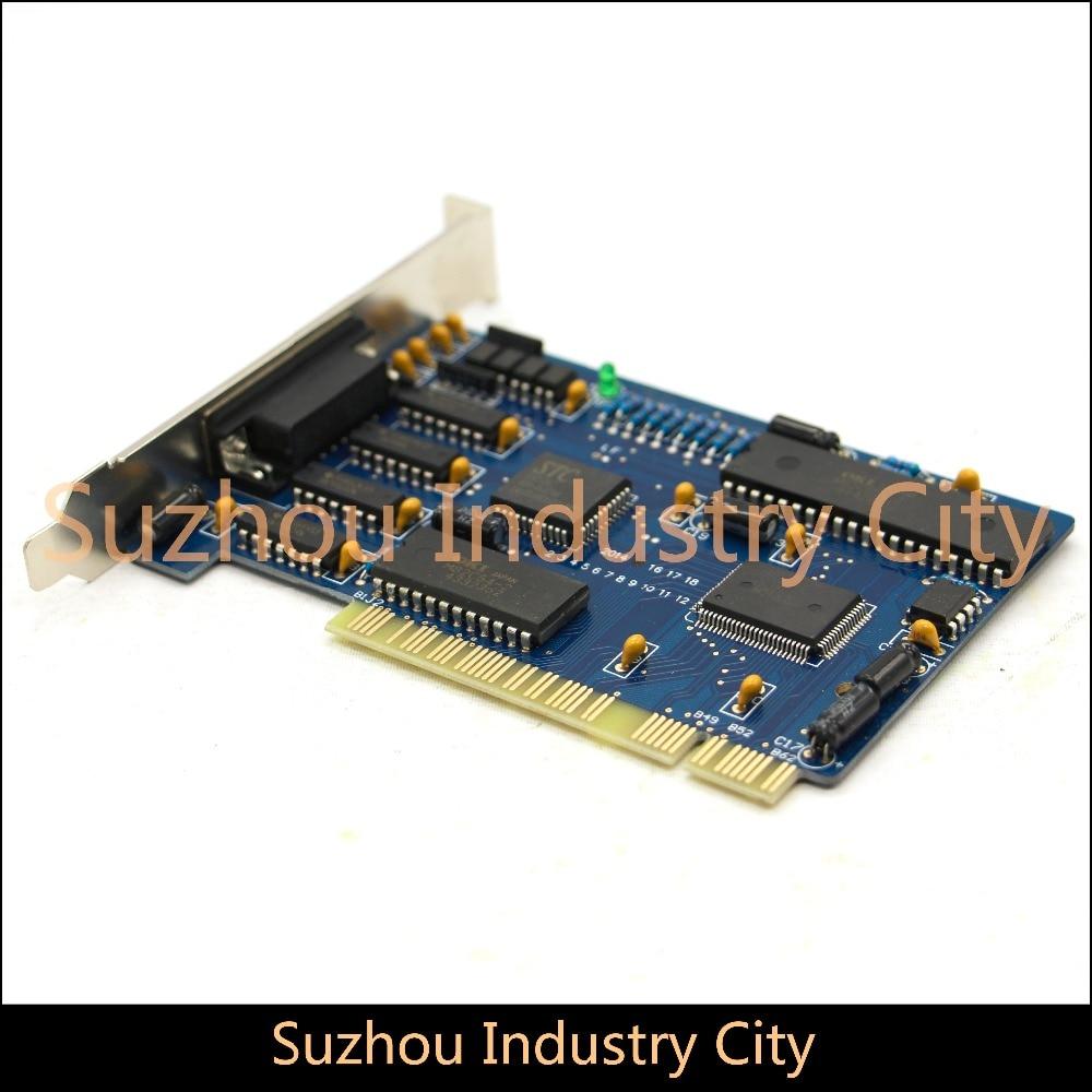 CNC NCstudio NC Studio Control Board 3 Achse PCI Motion Karte Controller Für Schneiden Fräsen Interface Adapter Breakout-Board