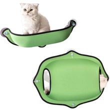 Cat Sill Hanging Window Bed Sunbathing Installation Waterproof Nest Suction Cup Hammock Removable ATY-021