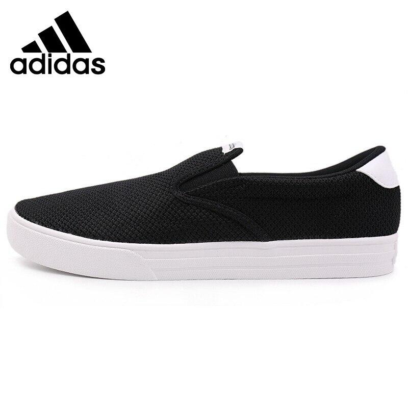 все цены на Original New Arrival 2018 Adidas NEO Label VS SET SO Unisex Skateboarding Shoes Sneakers онлайн