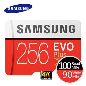 SAMSUNG Memory Card EVO Plus 4