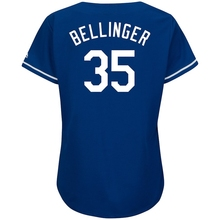 d855d1197 Game jersey Jerseys Women's Los Angeles Dodgers Cody Bellinger Royal Cool  Base Player Baseball Jersey