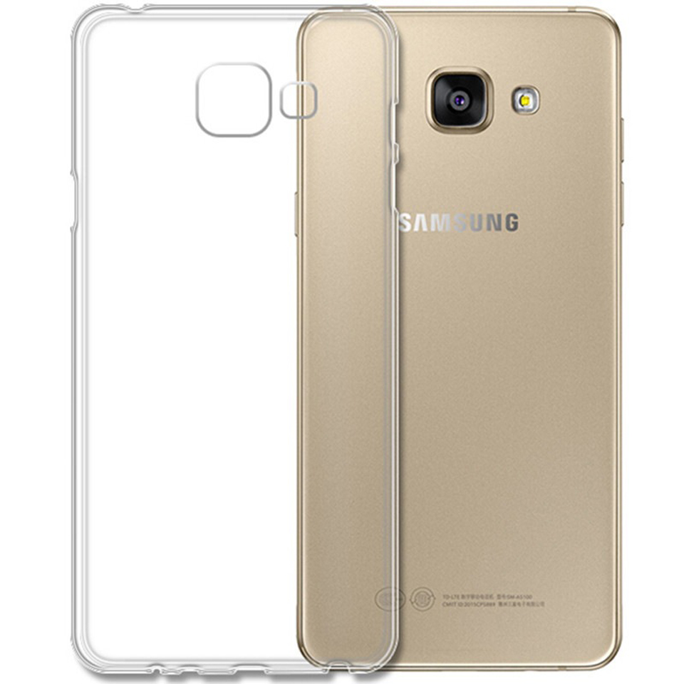 Soft TPU Silicone Slim <font><b>Case</b></font> Transparent Clear Cover For <font><b>Samsung</b></font> <font><b>Galaxy</b></font> A3 A5 J3 J5 J7 2015 2016 2017 A6 A7 <font><b>A8</b></font> A9 J4 J6 Plus 2018 image