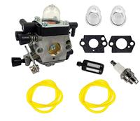C1Q S202 Carburetor for Stihl MM55 MM55C Tiller String Trimmer 46011200600 Zama C1Q S202A Carb