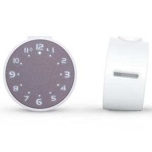 Image 2 - Original Xiao mi mi Musik Wecker Bluetooth 4,1 Runde 360 Stunden Standby Lautsprecher mi Alarm Uhr