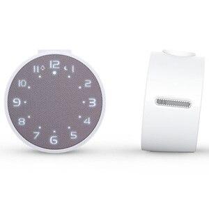 Image 2 - الأصلي Xiao mi mi الموسيقى ساعة تنبيه بلوتوث 4.1 مستديرة 360 ساعة الاستعداد المتكلم mi ساعة تنبيه