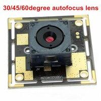 3pcs 5MP Auto focus usb camera kit OV5640 Mjpeg 2592X1944 Endoscope Cmos usb Board Camera Module with 30/45/60 degree lens