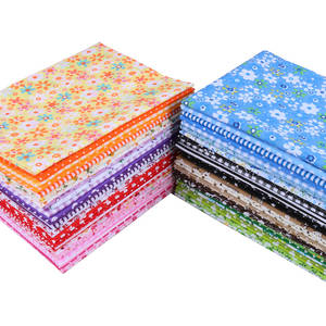 Nanchuang Cotton Fabric Patchwork Sewing Cloth 7Pcs/Lot