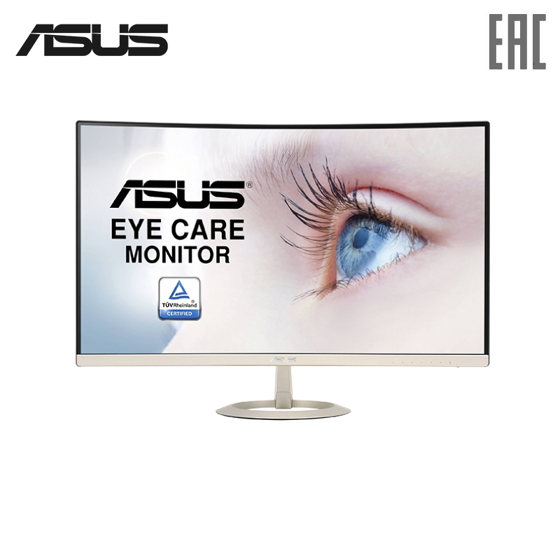 Monitor Asus 27 VZ27VQ curved HDMI lcd monitor asus 35 xg35vq curved