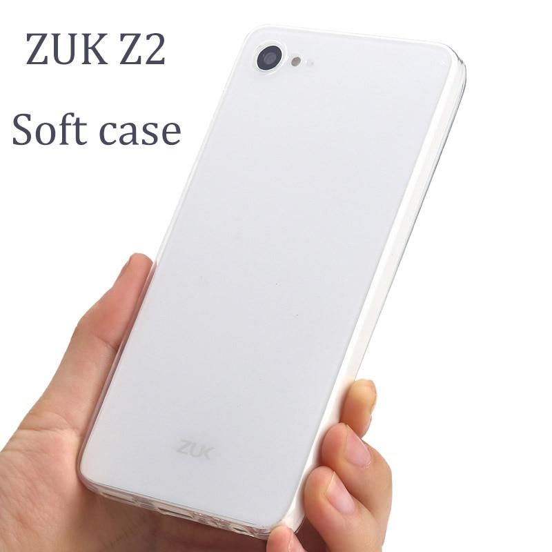 Κάλυμμα θήκης ZUK Z2 ZUKZ2 Διαφανές λεπτό - Ανταλλακτικά και αξεσουάρ κινητών τηλεφώνων