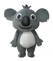 coala costumes koala mascot costume party costumes fancy animal character mascot dress amusement park outfit free shipping