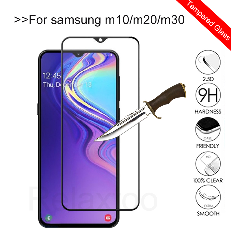 Protective <font><b>Glass</b></font> On The For <font><b>Samsung</b></font> <font><b>Galaxy</b></font> M20 Screen Protector For <font><b>Samsung</b></font> M10 M30 Samsun <font><b>M</b></font> 10 <font><b>20</b></font> 30 Tempered <font><b>Glass</b></font> Cover Film image