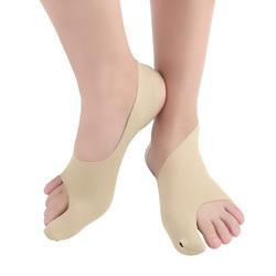 1 пара Бурсит большого пальца стопы выпрямитель повязки Hallux корректор для косточки на ноге Уход за ногами поддерживающий Ортез @ ME88