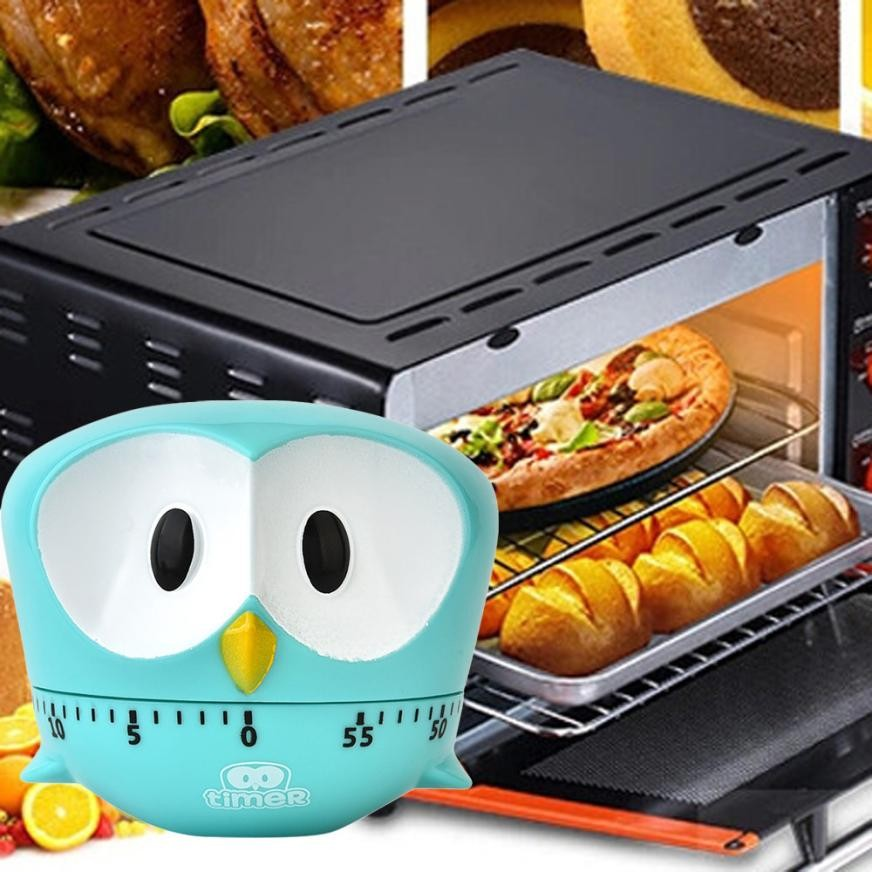 Latest Kitchen Accessories: Eagle Timer Kitchen 60 Minute Cooking Mechanical Home